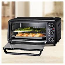 See Theough Toaster West Bend 6 Slice Countertop Convection Toaster Oven Target