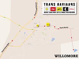 Spirit Route Map by The Route U2013 Trans Baviaans