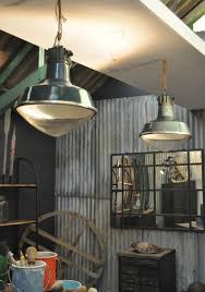 french industrial pendant lighting pair of huge french vintage sammode industrial pendant lights