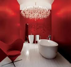 Vanity Lighting Warm White Led Light Strips Are Used As Plinth - Lighting bathrooms
