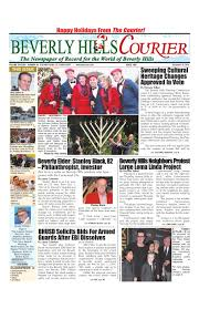 lexus beverly hills service hours bhcourier 12 19 14 e edition by the beverly hills courier issuu