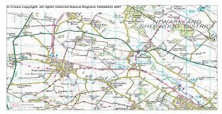 newark map policies map newark and sherwood district council