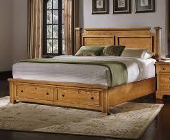 vaughan bassett furniture bed buy lancaster poster storage bed