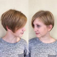 hairstyles for thin hair fuller faces 20 easy short pixie haircuts for round faces styles weekly