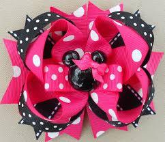 minnie mouse hair bow hair bows minnie mouse boutique bow twistin twirlin tutus