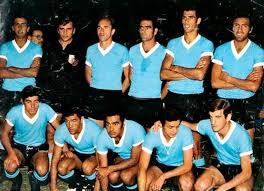 cholo sotil curiosidades del f equipos de fútbol selección de uruguay contra ecuador 06 07 1969