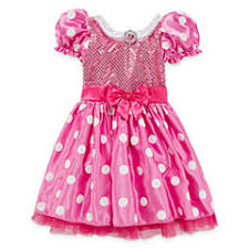 Pink Minnie Mouse Halloween Costume Halloween Costumes Kids Jcpenney