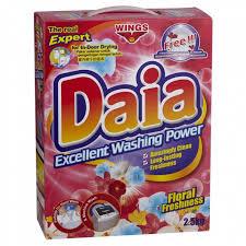 Sabun Daia daia washing powder serbuk cuci daia 2 5kg