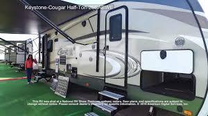 Keystone Cougar Fifth Wheel Floor Plans Keystone Cougar Half Ton 26sabwe Youtube