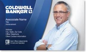 Realtor Business Card Template Coldwell Banker Realtor Business Cards Coldwell Banker Business