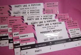 rock star birthday party ideas photo 1 of 12 catch my party