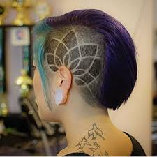 25 glowing undercut short hairstyles for women page 3 of 4