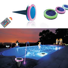 solar swimming pool lights solar floating led pool light with rgb leds 100 waterproof swimming