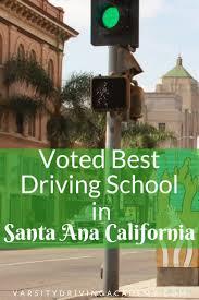 voted best driving in santa california varsity