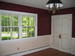 Chair Rail Ideas For Dining Room 14 Best Walls Images On Pinterest Dining Room Colors Dining