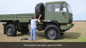 hunting truck for sale stewart u0026 stevenson lmtv fmtv m1078 4x4 military tactical vehicle