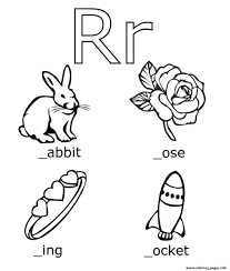 r words free alphabet s20f1 coloring pages printable