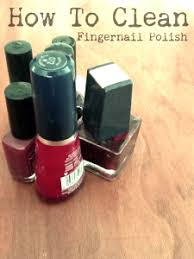 how to get fingernail polish out of carpet and fabric the maids blog