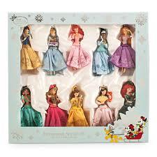 satchel disney princess tree decoration set