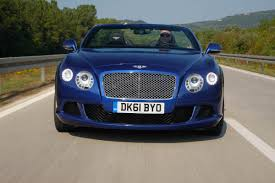 bentley 2020 bentley continental gtc review price specs and 0 60 time evo