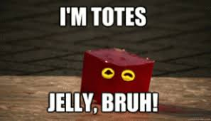 Totes Jelly Meme - 5 ways americans have ruined the english language k international