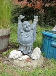 laughing buddha picture of land meditation centre and