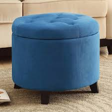 convenience concepts designs4comfort round ottoman multiple