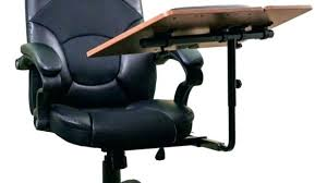 desk with attached chair office chair with table attached office chair with desk attached