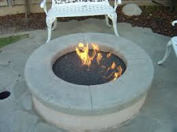 Concrete Fire Pit Exploding by Turn Your Old Lava Rock Into A Modern Glass Fire Pit Our Fire
