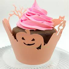 online get cheap halloween cupcake papers aliexpress com
