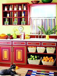 multi color kitchen cabinets fun kitchen colors amazing vibrant and multi colored kitchen