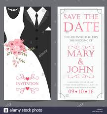 wedding card to groom from wedding invitation card and groom dress concept and