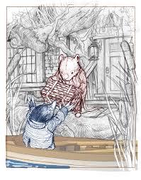 david petersen u0027s blog wind in the willows rat u0026 mole color