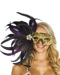 womens masquerade masks12 christmas tree mardi gras lamé feather mask image mgideas mardi