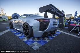lexus lfa body kit vwvortex com lexus lfa with a nascar v8 swapped in for drift duties