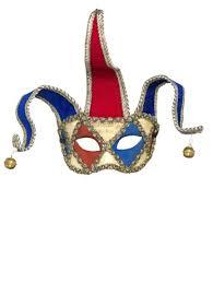 jester mask venetian musical jester mask fancydress