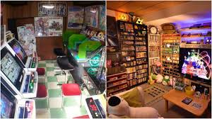 inside japan u0026 39 s coolest video game rooms