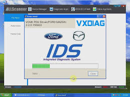 allscanner vxdiag vcx hd heavy duty truck diagnostic system free vxdiag vcx nano ford ids v97 and installation obdii365 com