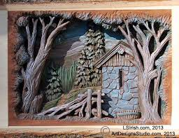 free online wood carving projects by l s irish lsirish com