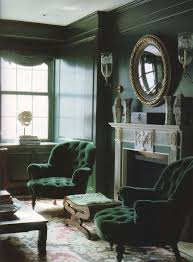 Dark Interior Design Best 25 Dark Green Rooms Ideas On Pinterest Dark Green Walls
