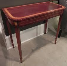 Mahogany Console Table Englishmans
