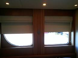 American Drapery And Blinds Yacht Window Treatments Marine Blinds Marine Window Treatments