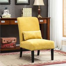 Contemporary Accent Chairs For Living Room Accent Chairs Yellow Living Room Chairs For Less Overstock