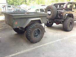 military jeep front our m416 military trailer project offroad elements inc