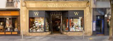 bookshop in exeter high street waterstones