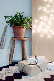 String Christmas Tree Lights by Diy String Light Christmas Tree A Pair U0026 A Spare