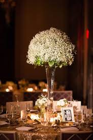 Baby S Breath Centerpiece Affordable Floral Baby U0027s Breath Centrepieces Face And Wedding