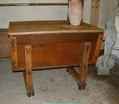 kitchen island antique rustic 19th century dough bin kitchen island antiques atlas