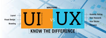visual layout meaning ui vs ux design what s the difference brave river