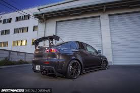 mitsubishi evolution 10 how to build the perfect late model lancer evolution speedhunters